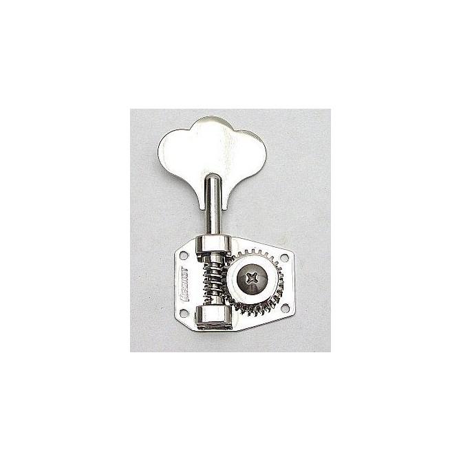 Hipshot Machine Head Tuner - HB5 - Nickel- Treble Side