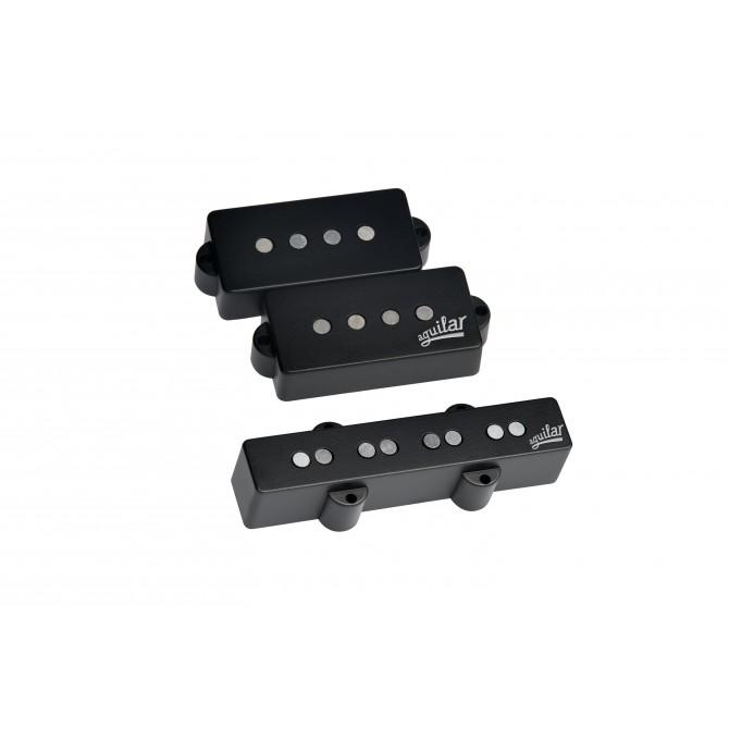 Aguilar AG 4PJ-HC 4 String P/J Size Humcancelling Set