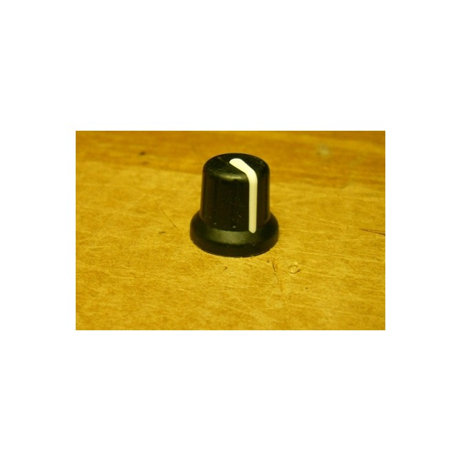 Plastic Soft Touch Push-On Knob - 63