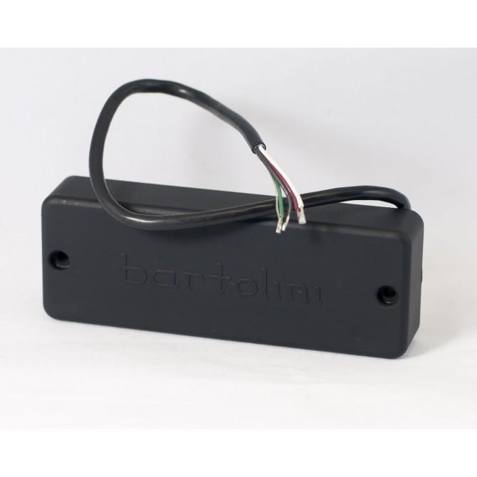 Bartolini BD5C-T 5 String BD Size Deep Tone Dual Coil Bridge Pickup