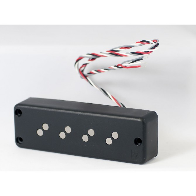 Nordstrand Fat Stack 4-String Stacked Coil Neck Pickup - BC Size