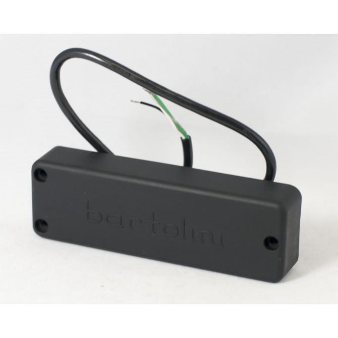Bartolini BC4C-T 4 String BC Size Deep Tone Dual Coil Bridge Pickup