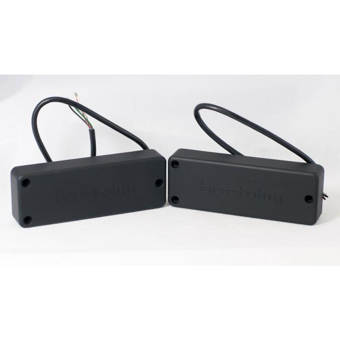 Bartolini BD4C 4 String BD Size Deep Tone Dual Coil Set
