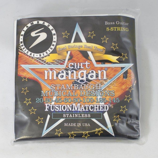 Stambaugh - Fusion Matched Stainless (20, 30, 45, 60, 80, 100, 125,145)