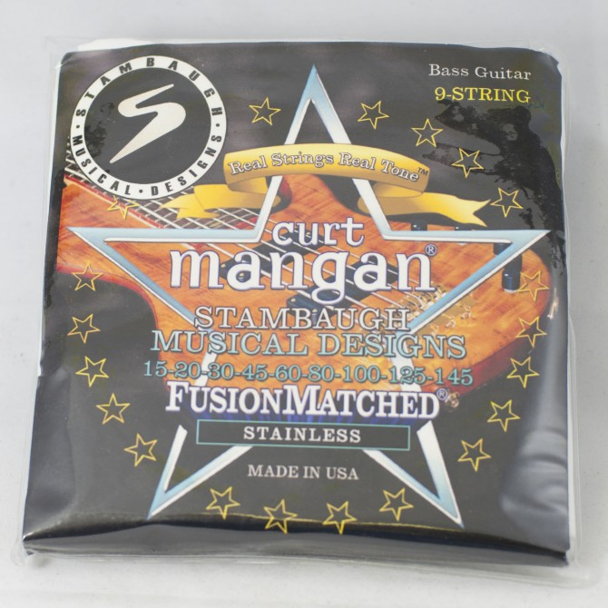 Stambaugh - Fusion Matched Stainless (15, 20, 30, 45, 60, 80, 100, 125, 145)