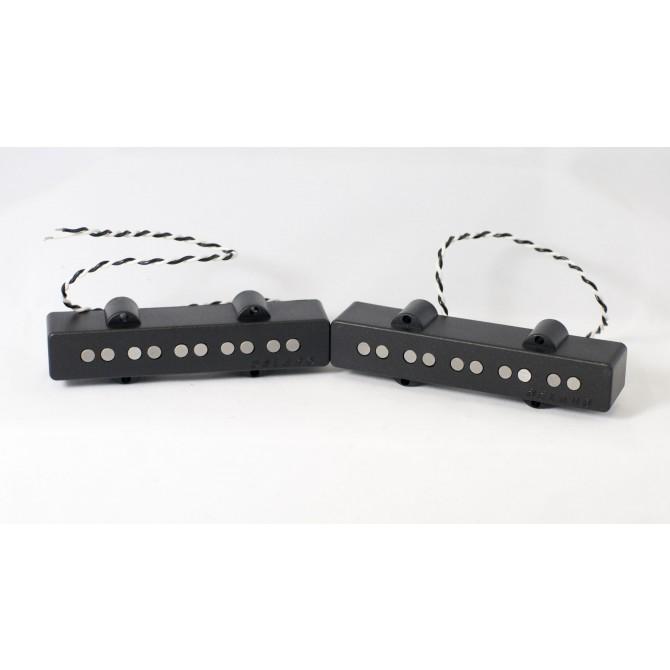 Delano JC5 AL/AS 5 String Jazz AS L/S Size Single Coil Set