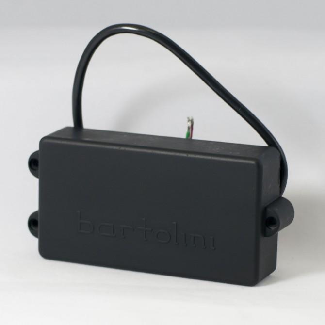 Bartolini MMC 4 String MusicMan Size Deep Tone Dual Coil Pickup
