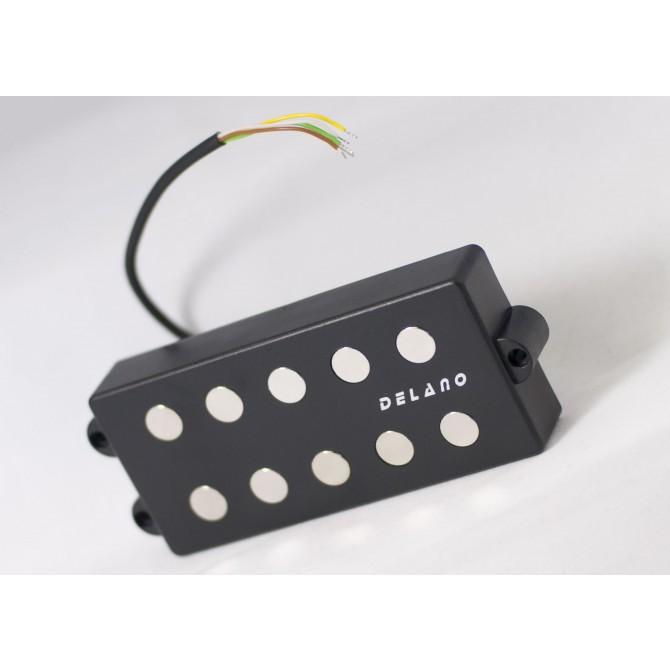Delano MC5 FE/J 5 String DL5(MusicMan Xtend) Size Quad Coil Pickup