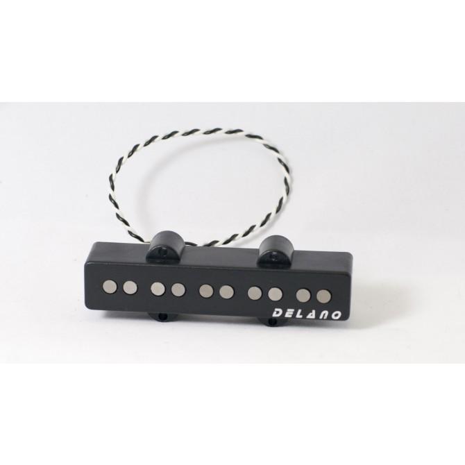 Delano JC5 AL/H (Hybrid) 5 String Jazz S Size Single Coil Neck Pickup