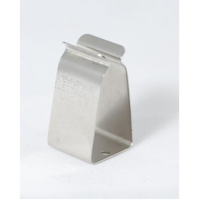 9v Battery Holder METAL clip