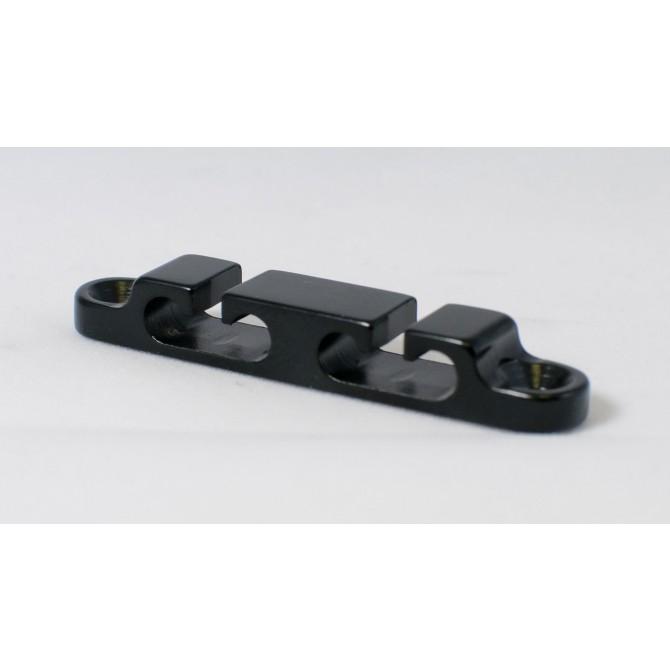 Four String Retainer Black