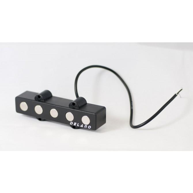 Delano JMVC5 FE/M2 5 String Jazz L Size Split Coil Bridge Pickup