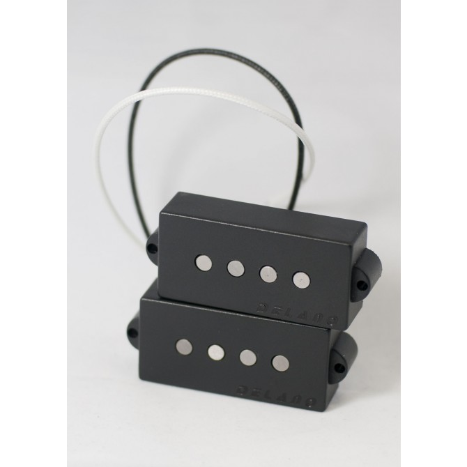 Delano PC4 AL 4 String Precision Size Split Coil Pickup