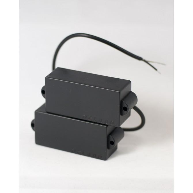 Delano PC4 HE/M2 4 String Precision Size Split Coil Pickup
