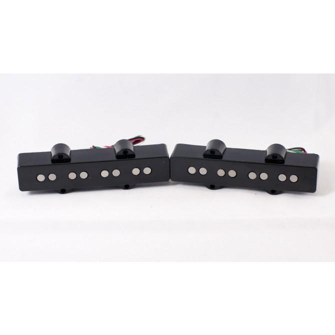 Dimarzio DP149-BK 4 String Jazz L/S Size Ultra Jazz Split Coil Set