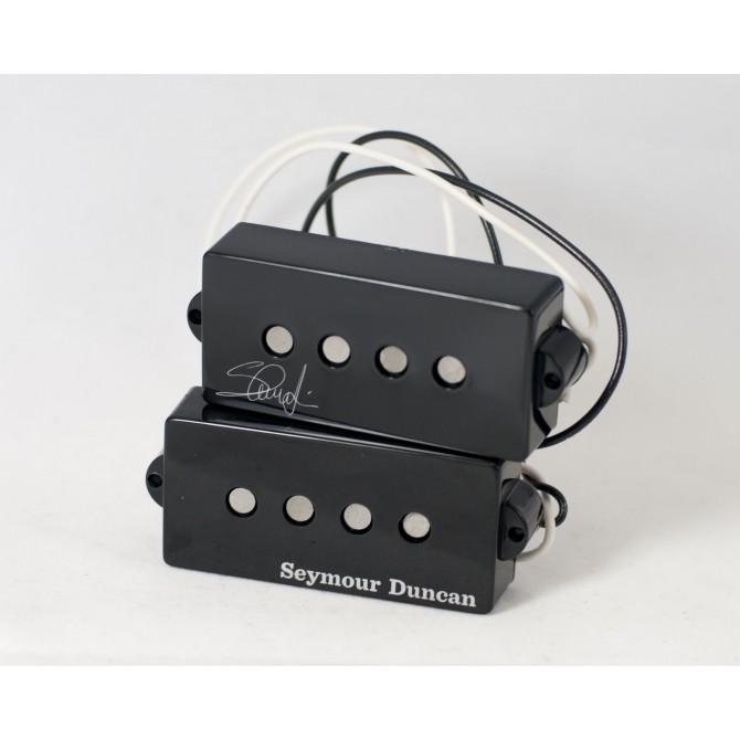 Seymour Duncan SPB-4 4 String Precision Size Steve Harris Split Coil Pickup