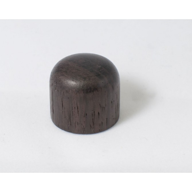 Rosewood Dome Knob