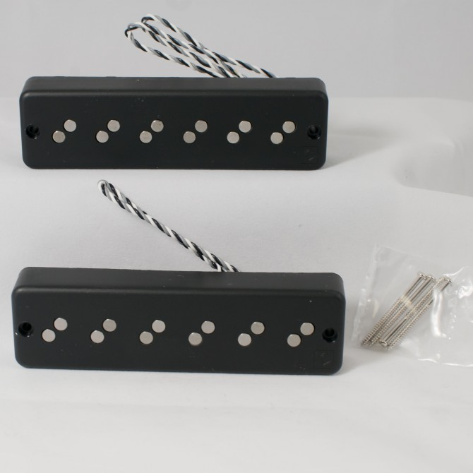 Nordstrand Big Single 6 String Single Coil Set