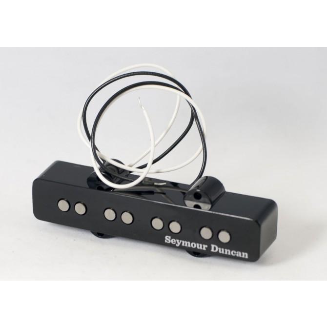 Seymour Duncan SJB-2n 4 String Jazz S Size Hot Single Coil Neck Pickup