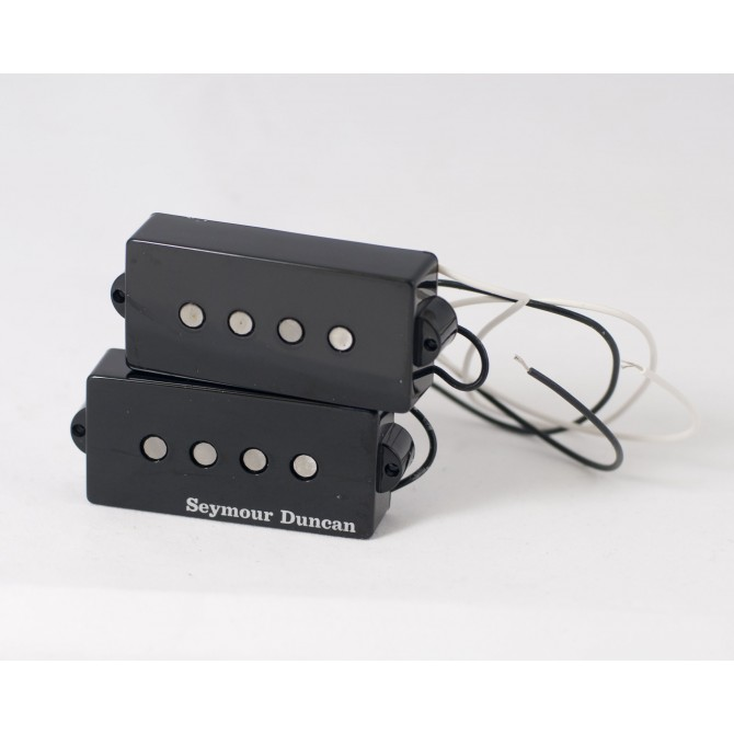 Seymour Duncan SPB-2 4 String Precision Size Hot Split Coil Pickup