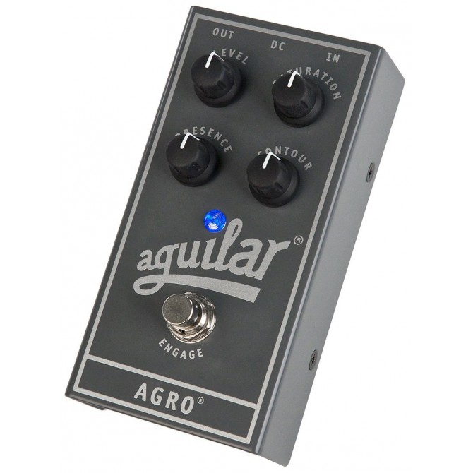 Aguilar - AGRO Bass Distortion Pedal
