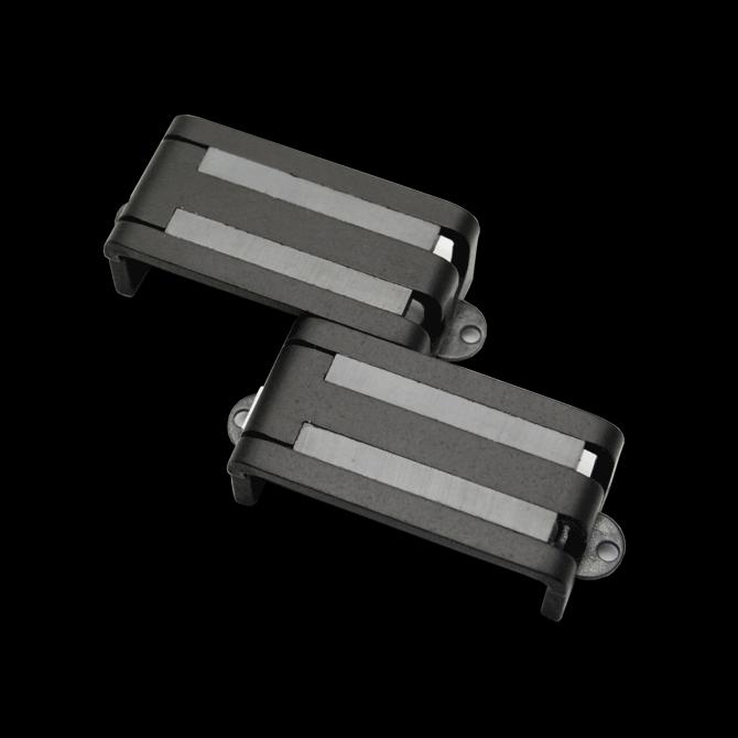 Lace Alumitone 4 String Precision Size Split Coil Pickup (Black)