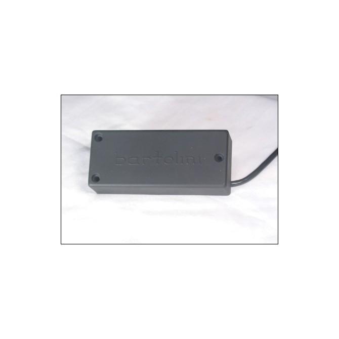 Bartolini 96P56C-B 6 String P5 Size Deep Tone Dual Coil Neck Pickup