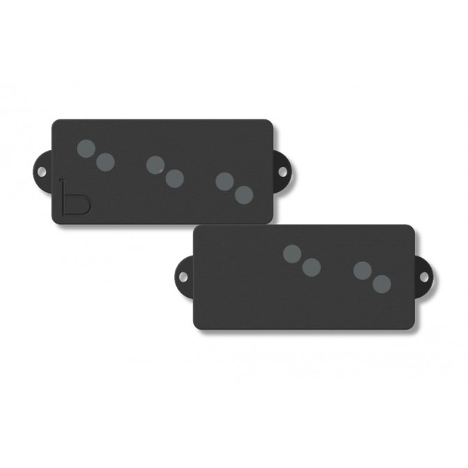 bartolini b axis 5 string pb5 p bass split coil neck pickup bestbassgear. Black Bedroom Furniture Sets. Home Design Ideas