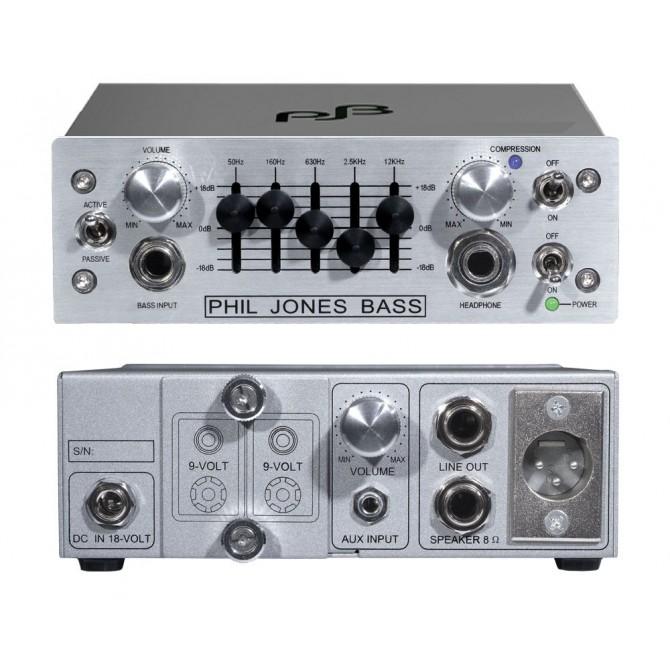 Phil Jones Bass BassBuddy - Micro Multi-Purpose Pre-Amp Plus