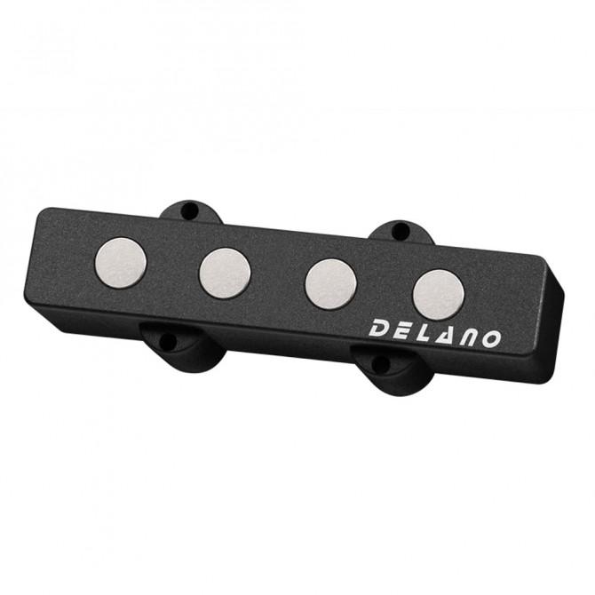 Delano JMVC4 FE/M2 4 String Jazz L Size Split Coil Bridge Pickup