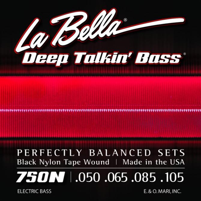 Labella Black Nylon Tapewound