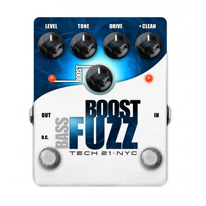 Tech 21 Bass Boost Fuzz BST-BF