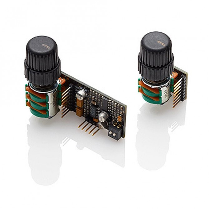 EMG BQC Control Active/Passive Pickup Input Control