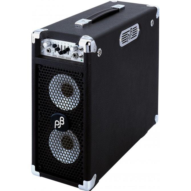Phil Jones Bass Briefcase 100 Watt Combo AC/ Battery