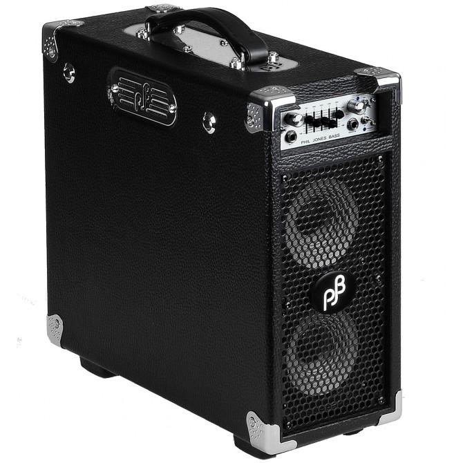 Phil Jones Bass Briefcase Ultimate 160 watt Combo AC/ Battery