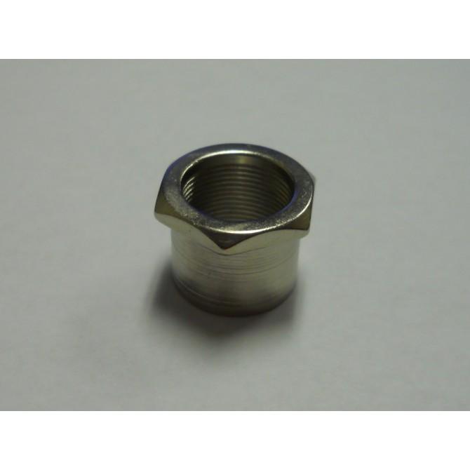 """Hipshot Ultralite 1/2"""" Tuner Replacement Bushing .660"""" Nickel"""