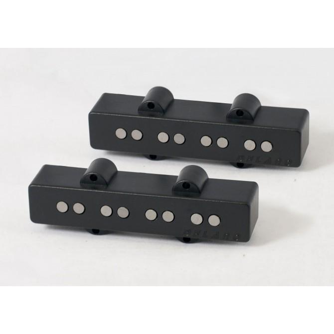 Delano JC4 AL 4 String Jazz L/S Size Single Coil Set