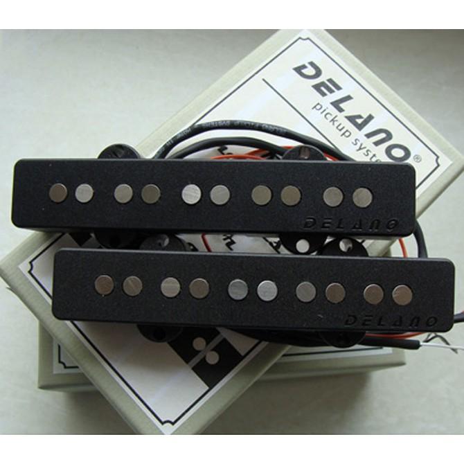 Delano JC5 AX 5 String Jazz AS L/S Size Split Coil Set