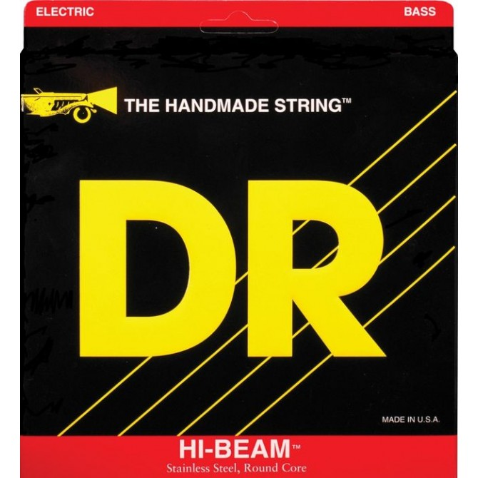 DR HI Beam Custom String Set (.040 - .060 - .080)