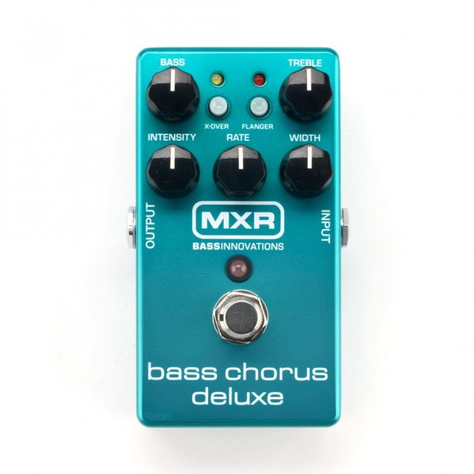 Dunlop - MXR Bass Innovations M83 Bass Chorus Deluxe