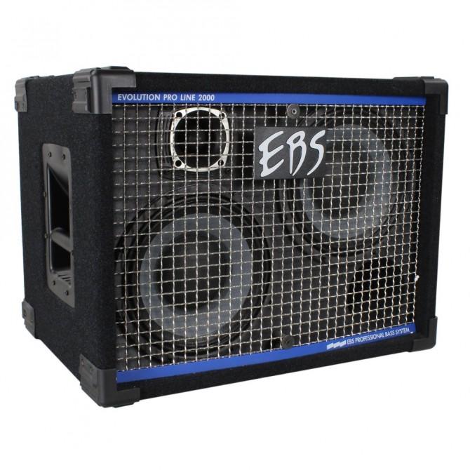 """EBS Proline 210-2 x 10"""" + 2"""" 400 watt"""