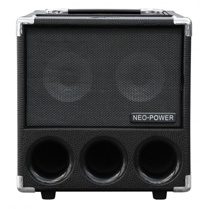 """Phil Jones Bass Flightcase -150Watt PWM amp Combo 4x5"""" neo"""