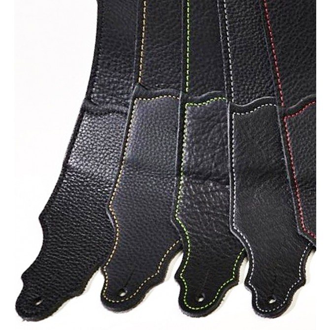 "Franklin Original Black Glove 3"" Strap with Black Stitch"