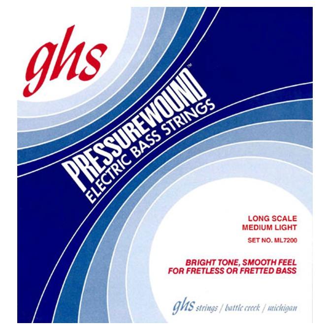 GHS Pressurewound Strings
