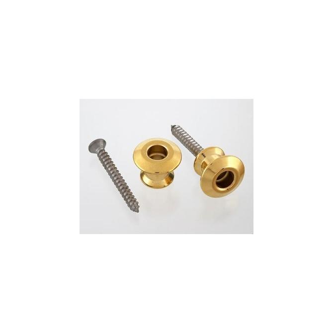 Dunlop Gold Strap Buttons
