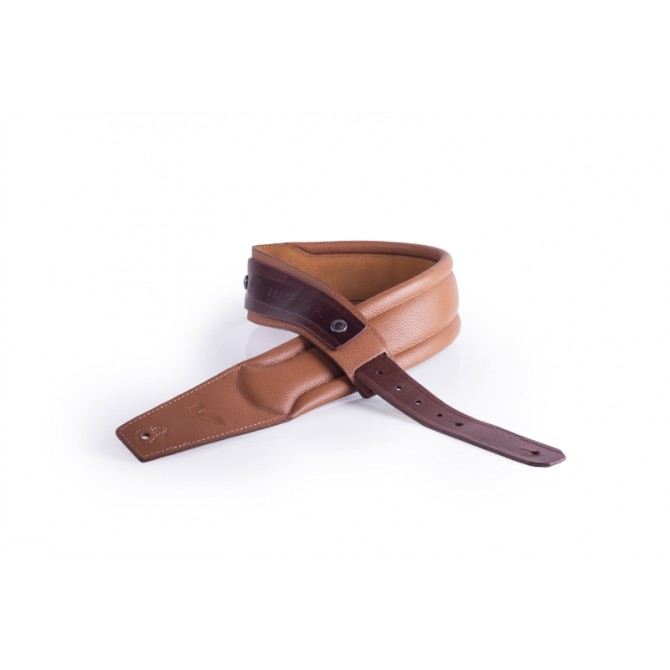 GruvGear Solo Strap Tan Leather