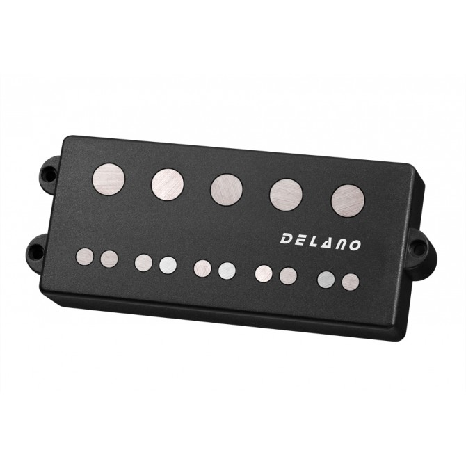 Delano MC5 HY (Hybrid) 5 String DL5(MusicMan Xtend) Size Dual Coil Pickup