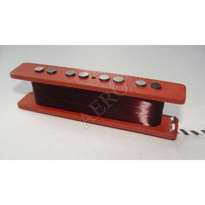 Aero Type 3 4 String Jazz S Size Single Coil Neck Pickup