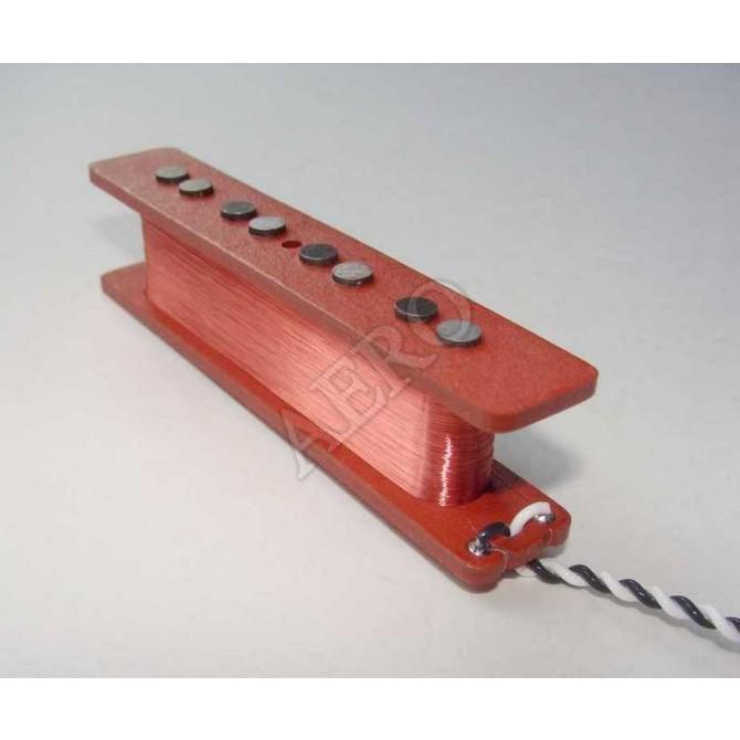Aero Type 2 4 String Jazz L Size Single Coil Bridge Pickup