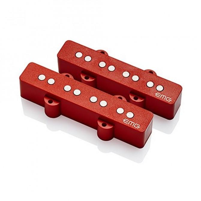EMG JV Pickup Set (Red)
